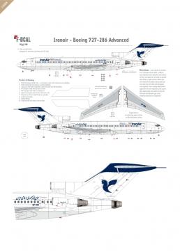 IranAir - Boeing 727-200