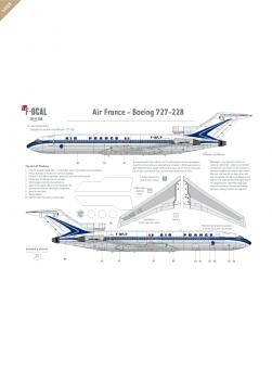 Air France - Boeing 727-200