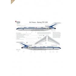 Air France - Boeing 727-228
