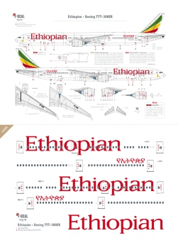 Ethiopian - Boeing 777-300ER