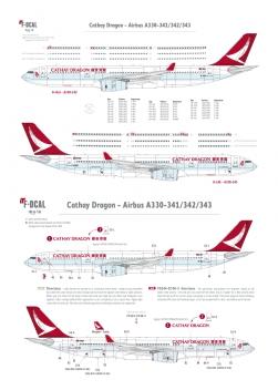 Cathay Dragon - Airbus A330-300