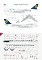 Lufthansa Cargo - Boeing 747-200F