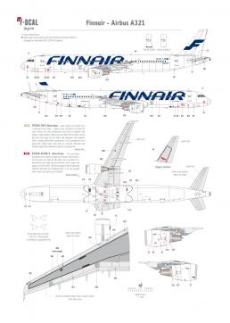 Finnair - Airbus A321
