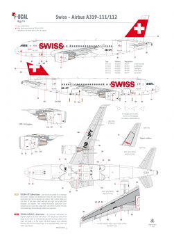Swiss - Airbus A319