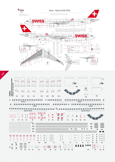 Swiss - Airbus A330-300