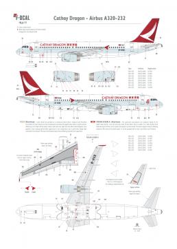 Cathay Dragon - Airbus A320