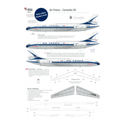 Air France (First scheme) - Caravelle III