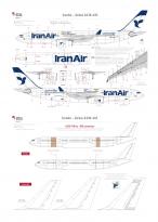 IranAir - Airbus A330-243
