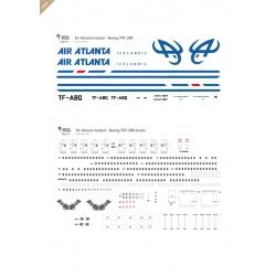 Air Atlanta of Iceland - Boeing 747-200