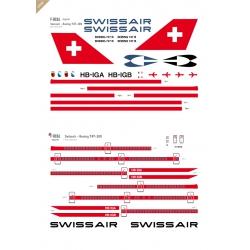 Swissair - Boeing 747-200