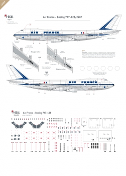 Air France - Boeing 747-100