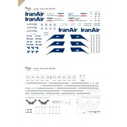 IranAir - Boeing 747-100/200