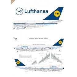 Lufthansa - Boeing 747-130