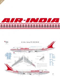Air India - Boeing 747-200/400