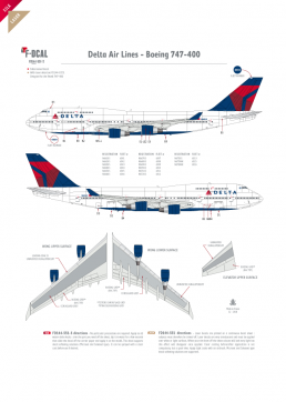 Delta - Boeing 747-400