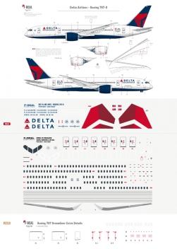 Delta - Boeing 787