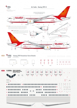 Air India - Boeing 787