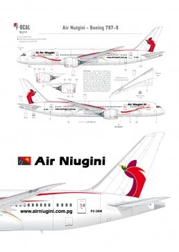 Air Nuigini - Boeing 787