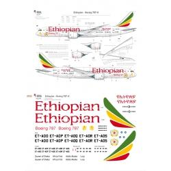 Ethiopian - Boeing 787