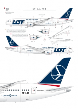 LOT - Boeing 787