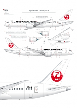 JAL - Boeing 787