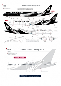 Air New Zealand - Boeing 787-9