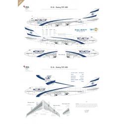 El Al - Boeing 747-400