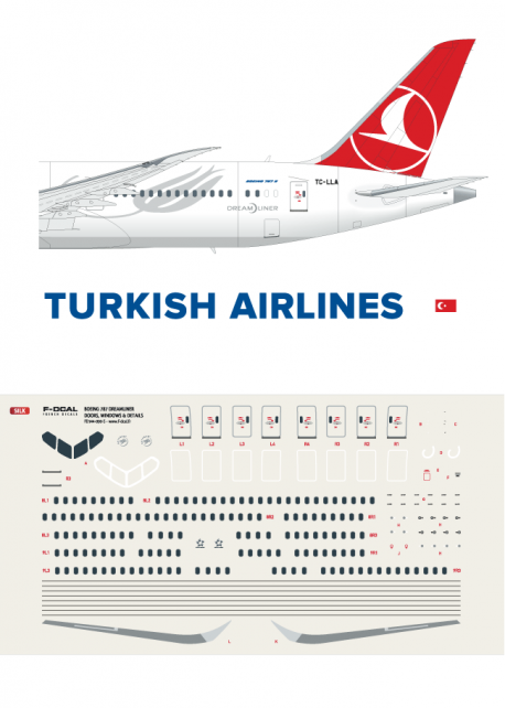 Turkish Airlines - Boeing 787-9