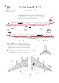 Cargolux - Douglas DC-8-63CF