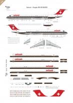 Swissair - MD-80 Prototype N1002G