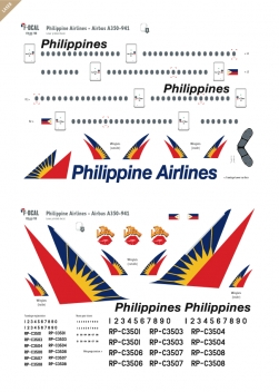 Philippine Airlines - Airbus A350-900
