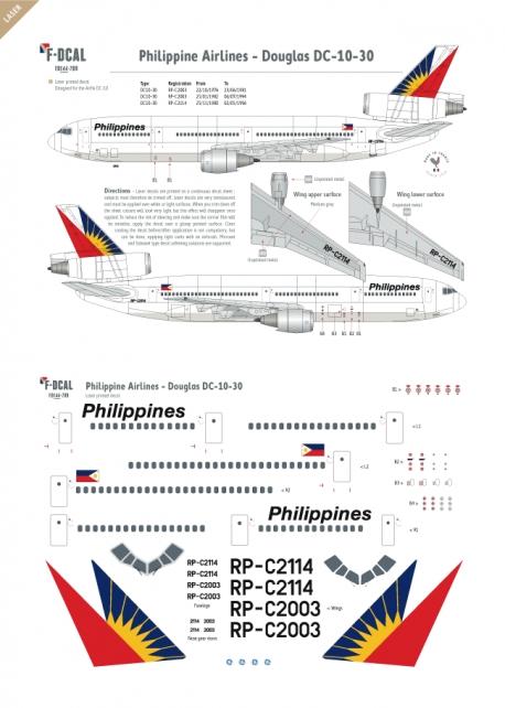 Philippines - Douglas DC-10-30