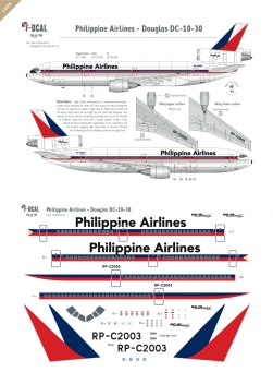 Philippine Airlines - Douglas DC-10-30