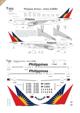 Philippines - Airbus A300B4