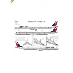 Philippine Airlines - Douglas DC-8-63
