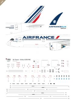 Air France - Airbus A350-941