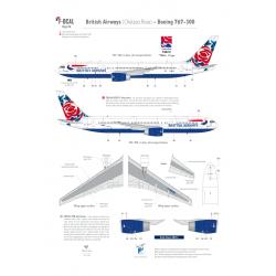 British Airways (Chelsea Rose) - Boeing 767-300
