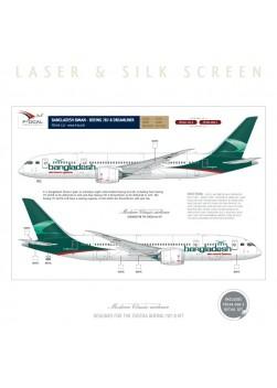 Bengladesh Biman - Boeing 787