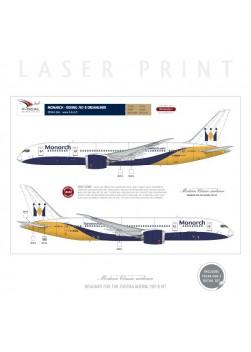 Monarch - Boeing 787
