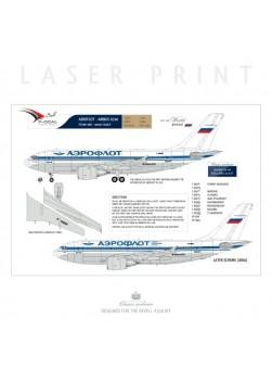 Aeroflot - Airbus A310