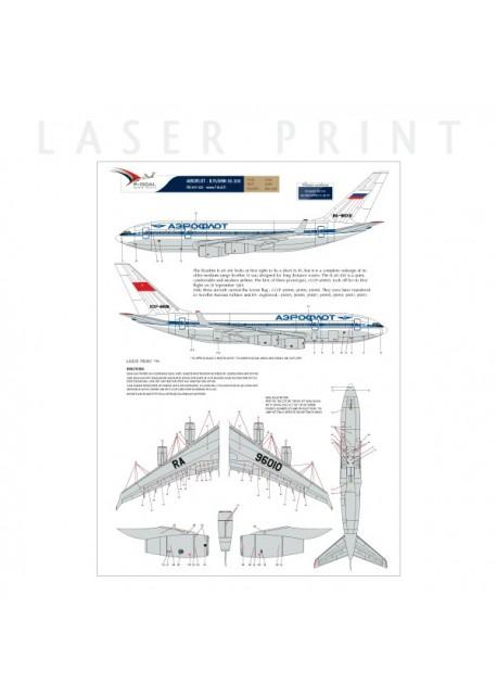 Aeroflot (o/c) - Ilyushin 96-300
