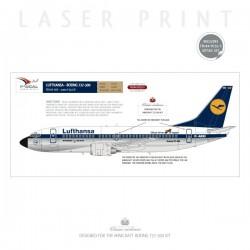 Lufthansa - Boeing 737-300