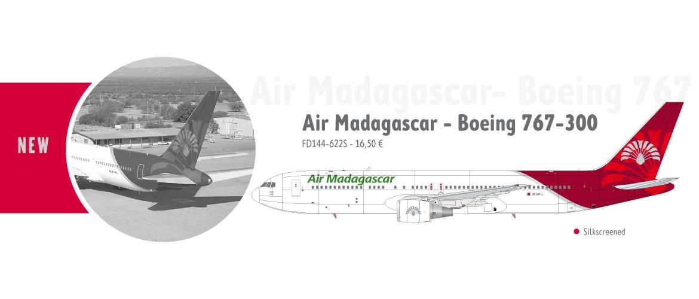 Air Madagascar 767-300