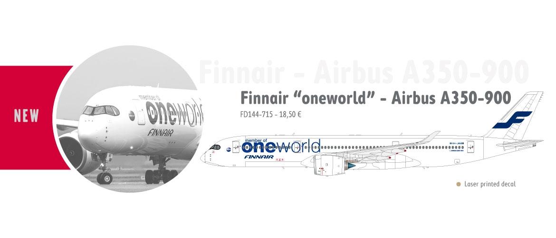 finnair oneworld a350